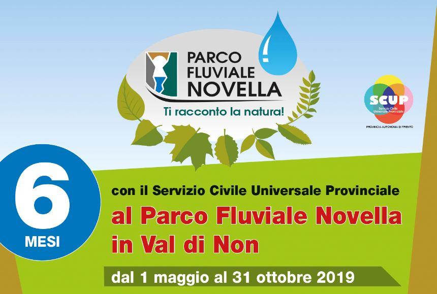 6 mesi di SCUP nel Parco Fluviale Novella