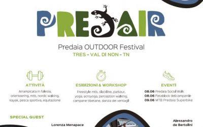 PREDAIR – OUTDOOR FESTIVAL
