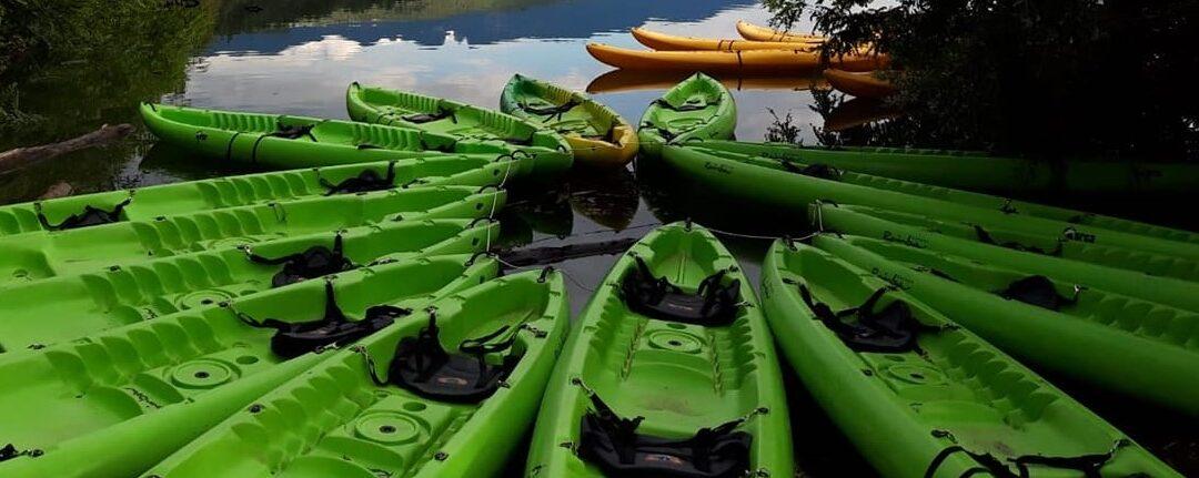 Kayak e canoa: quali differenze?