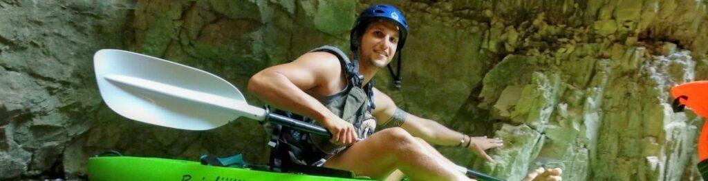 Escursione kayak